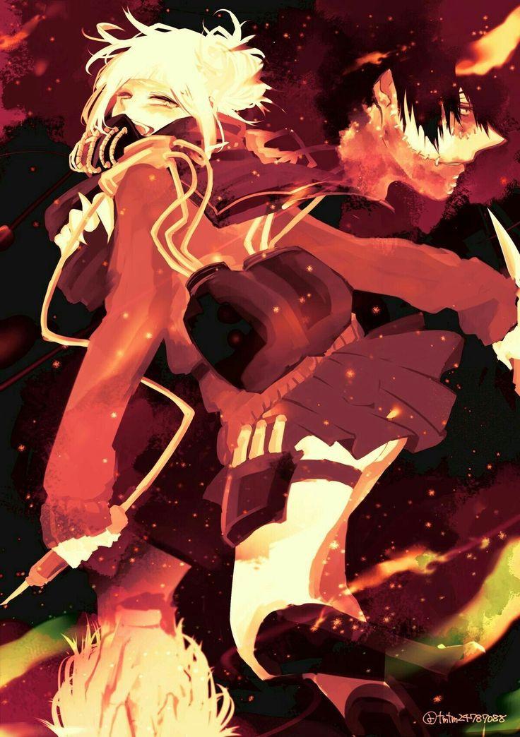 Pin by ・゚ *ᴍᴜᴅᴋɪᴘ*・゚ on ʙɴʜᴀ in 2020 Toga, Anime, My hero