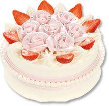 タルトタタン バースデーケーキ