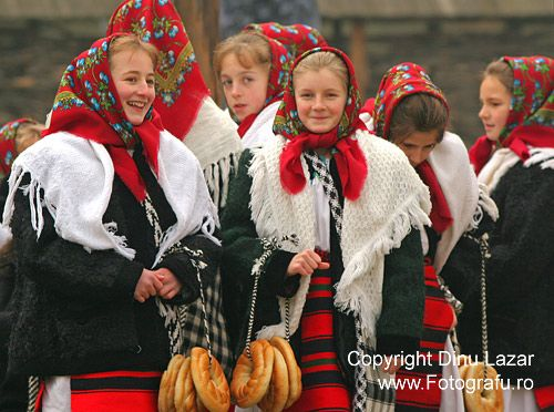 People From Romania   People and Traditions - Maramures, Northern Romania Image