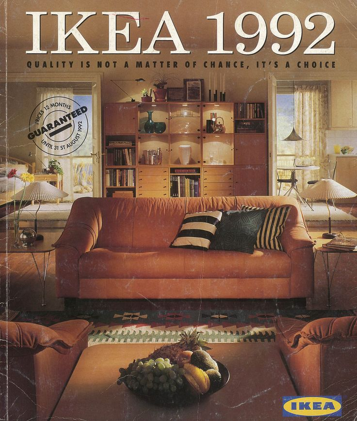The 1992 IKEA Catalogue cover. 42 best IKEA Catalogue Covers images on Pinterest