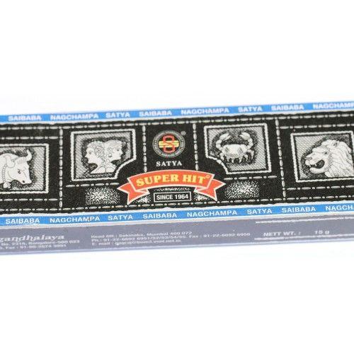 Satya Sai Baba Super Hit Incense 15GM    $2.25
