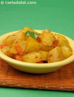 ... Turnips cook easily, and taste fantastic when combined with tomatoes