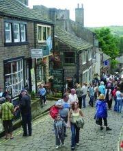 Haworth and Brontë Country