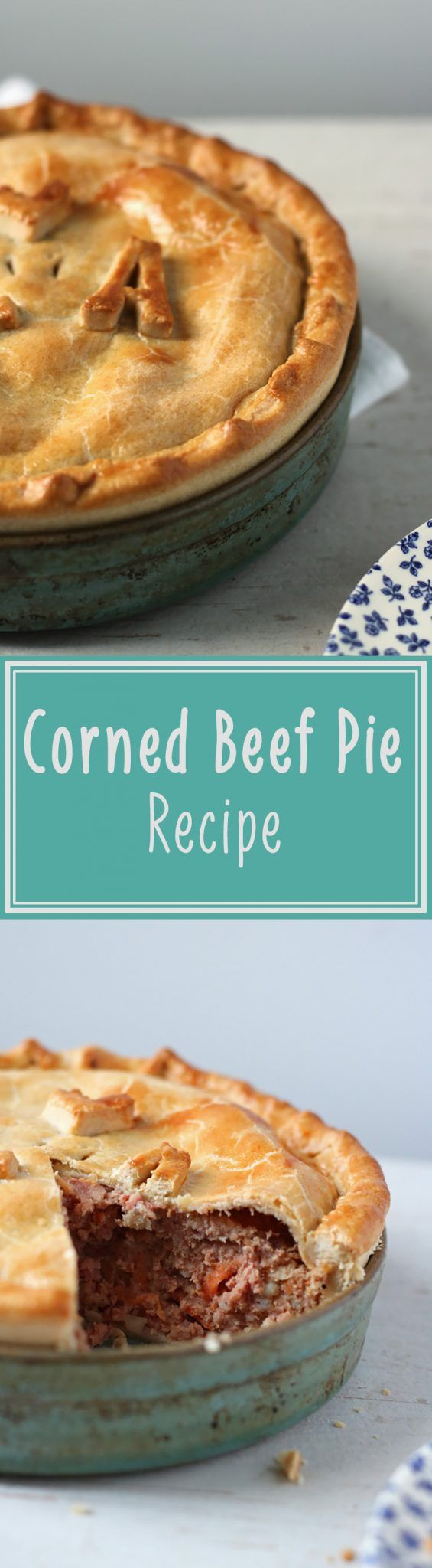 Taking something as cheap and simple as corned beef (or bully beef) and turning it into something delicious. This corned beef pie recipe is a classic.