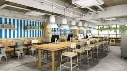 30分¥190の超快適オフィス! 24時間営業のクリエイティヴ空間、原宿に誕生! |GQ JAPAN