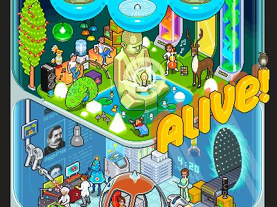 Alive Tower