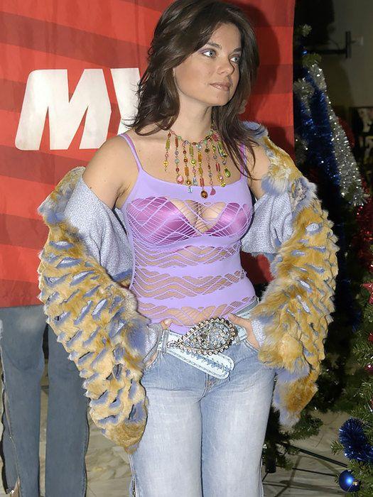 Мода 2000-х: самые безумные образы российских звезд | Журнал Cosmopolitan