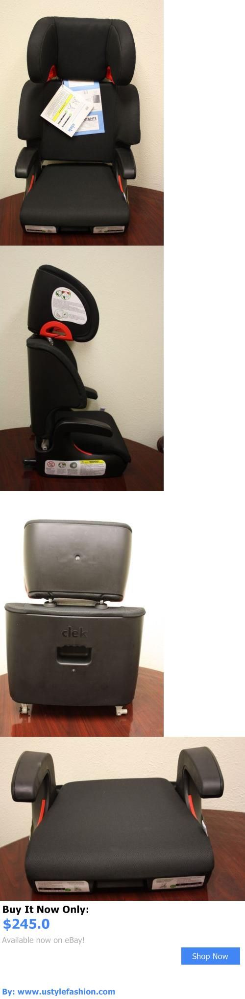 Booster Seats: Clek Oobr Full Back Booster Seat, Drift BUY IT NOW ONLY: $245.0 #ustylefashionBoosterSeats OR #ustylefashion