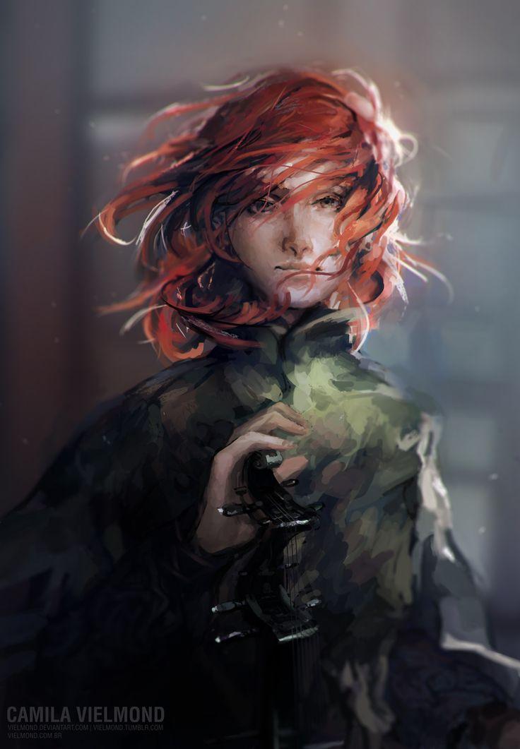 Young Kvothe by vielmond.deviantart.com on @deviantART
