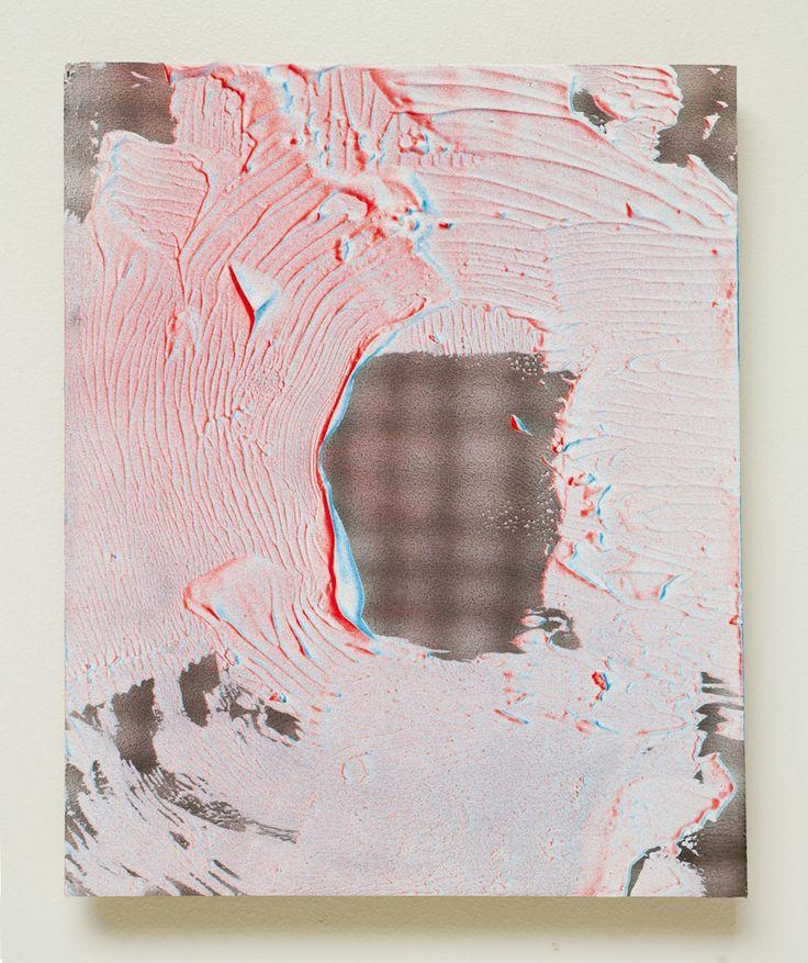 Joe Reihsen, Great expanse, 2013. Acrylic on panel, 9 x 11 inches. Anat Ebgi Gallery