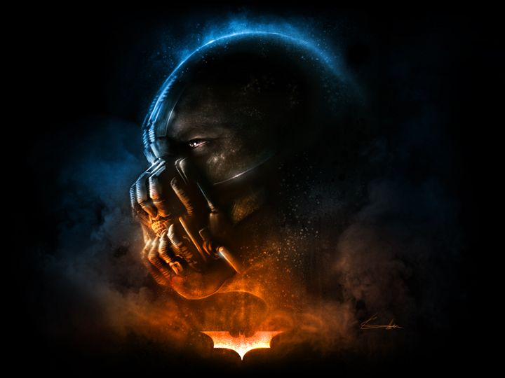 Dark Knight Rises fan art will be the instrument of your jubilation via @io9.com