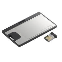 Bluetooth®4.0+EDR/LE対応 PC用セキュリティーカード Bluetooth®4.0対応USBアダプター付  BSBT4PT02SBK
