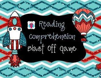 This is a fun reading comprehension game for any story.  It includes questions that reflect on the story setting, the characters, the story parts, on opinions, on inferences, on plot and more.  It makes for a fun way to encourage reading comprehension and cooperative learning.