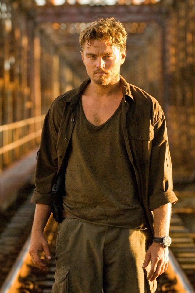 Dan Archer, aka Leonardo DiCaprio, Blood Diamond. Made me think more about how we get our diamonds, and now I wont wear diamonds unless they are certified conflict/blood free
