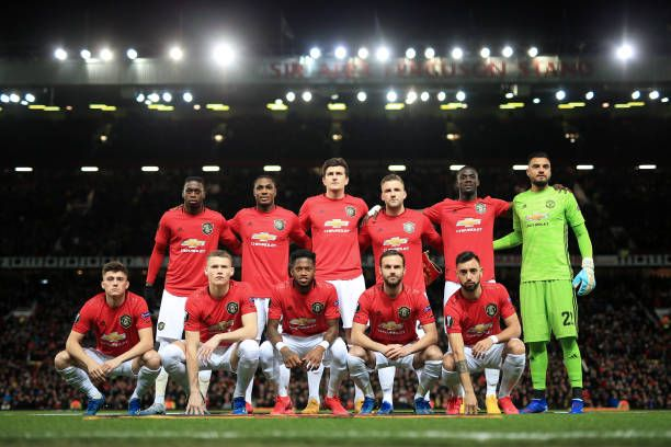 Pin By Joshuaasiimwe On Football Wallpaper In 2020 Manchester United Team Manchester United Soccer