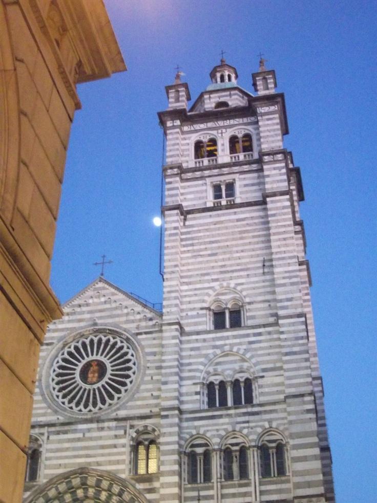 Cattedrale di San Lorenzo - Genova, Italia 2012