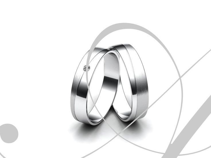 Aiola Snubní prsteny A608