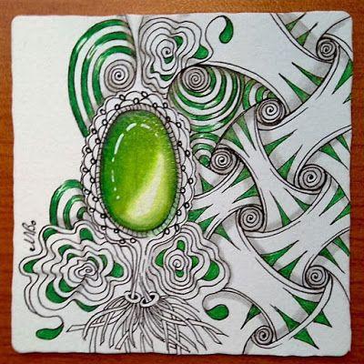 Shelly Beauch: More Zengems  Davlin Publishing #adultcoloring  Davlin Publishing #adultcoloring