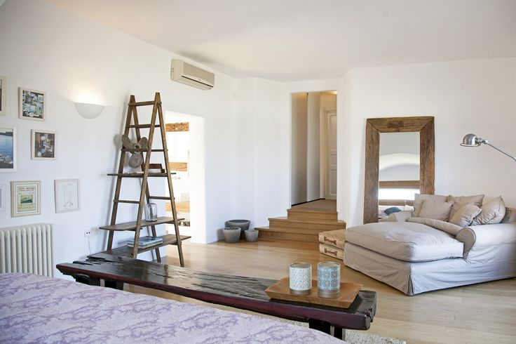 Beautiful interior at #luxury #private villa Athanasia #Mykonos #Greece
