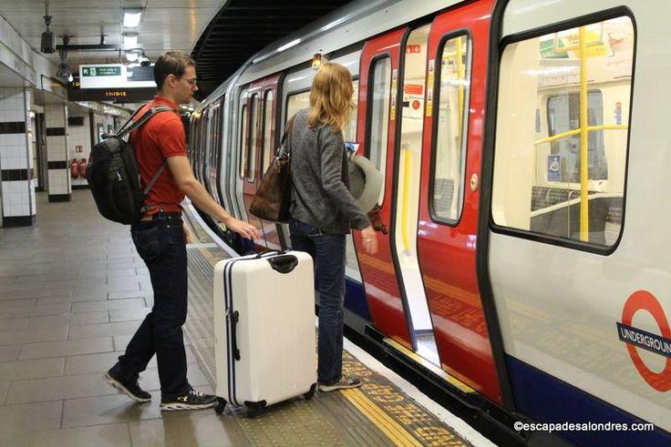 Comment se repérer dans le métro à Londres ?
