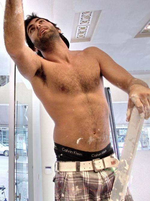 Épinglé par Faustin Renoir sur good looking men   Hairy ...