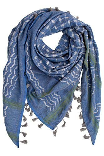 Hirbawi Kufiya Original Men's Arab Scarf One by HirbawiKeffiyeh