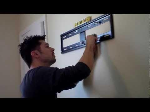 Tv Wall Mounting Samsung Tvs Video