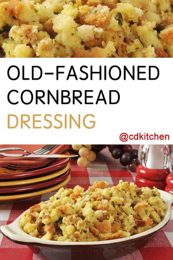 27+ Old fashioned cornbread dressing ideas information