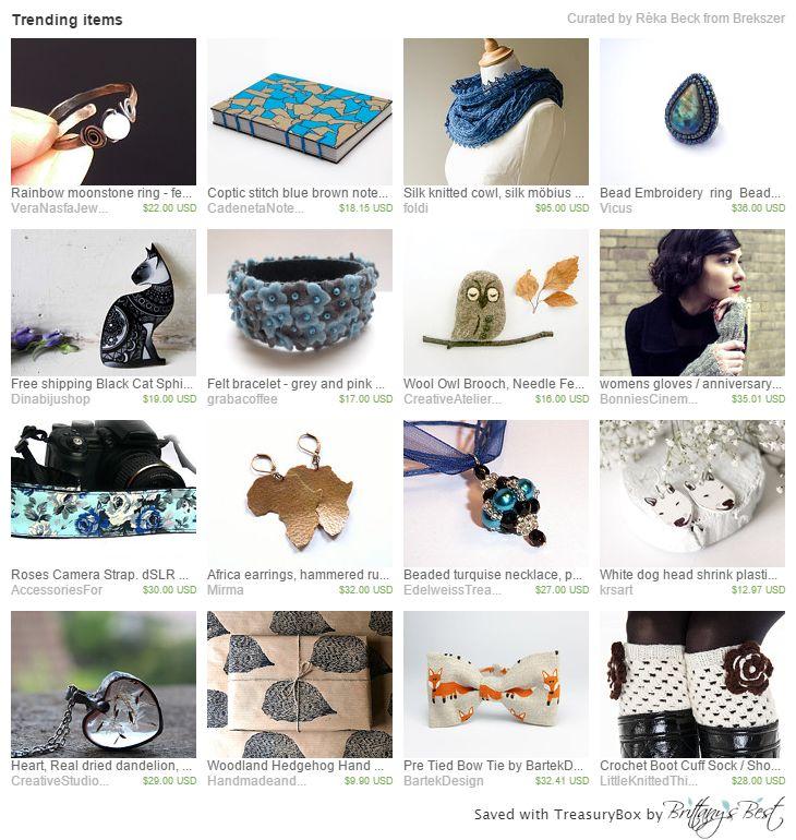 #fashion #trend #autumn #jewelry #blue