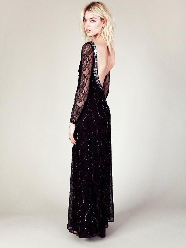 Long dress boutique 46