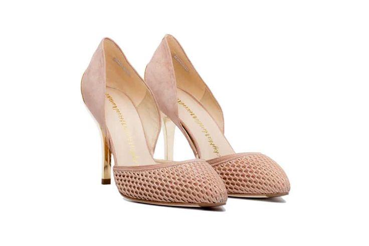 Zoe, zapato de salón de Vicky Martín Berrocal para Unisa #vickymartinberrocalxunisa