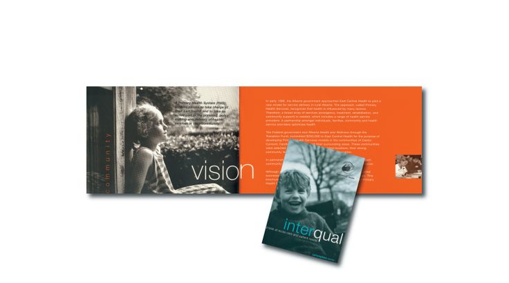 PRINT DESIGN > BROCHURES | Graphic Design by Kelly Skinner of Friday Design + Photography.