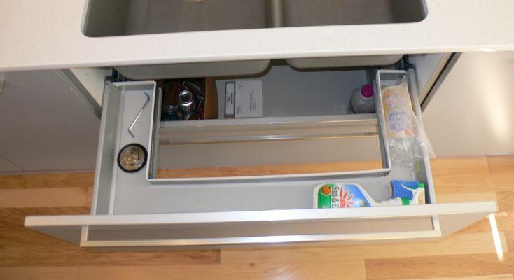 Under Sink Drawer Unit Kitchen