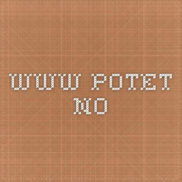 www.potet.no
