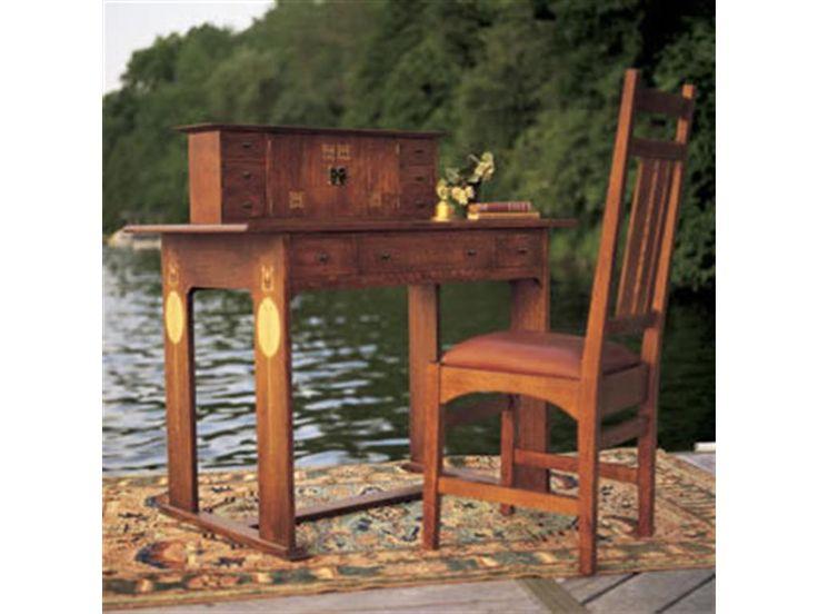Stickley Furniture Harvey Ellis Desk 89-472