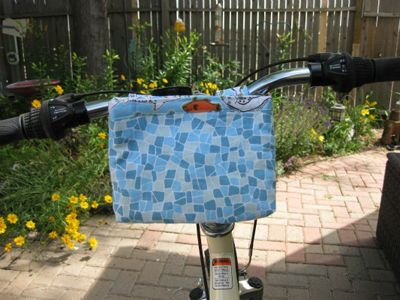 Ready-to-Roll Bike Pouch