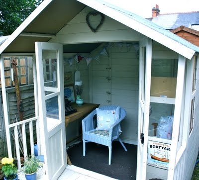 love: Nuts about Beach Huts