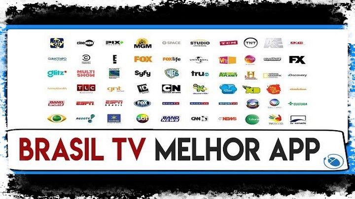 Brasil Tv New Apk Baixar App 2 12 7 Com Imagens Tvs