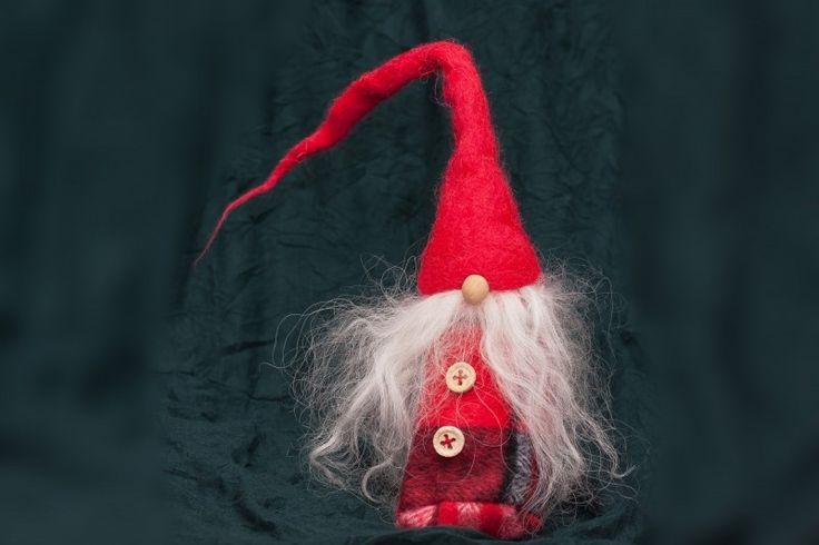 Dwarf, Gnome, Hand Labor, Christmas Decorations Photo - Visual Hunt