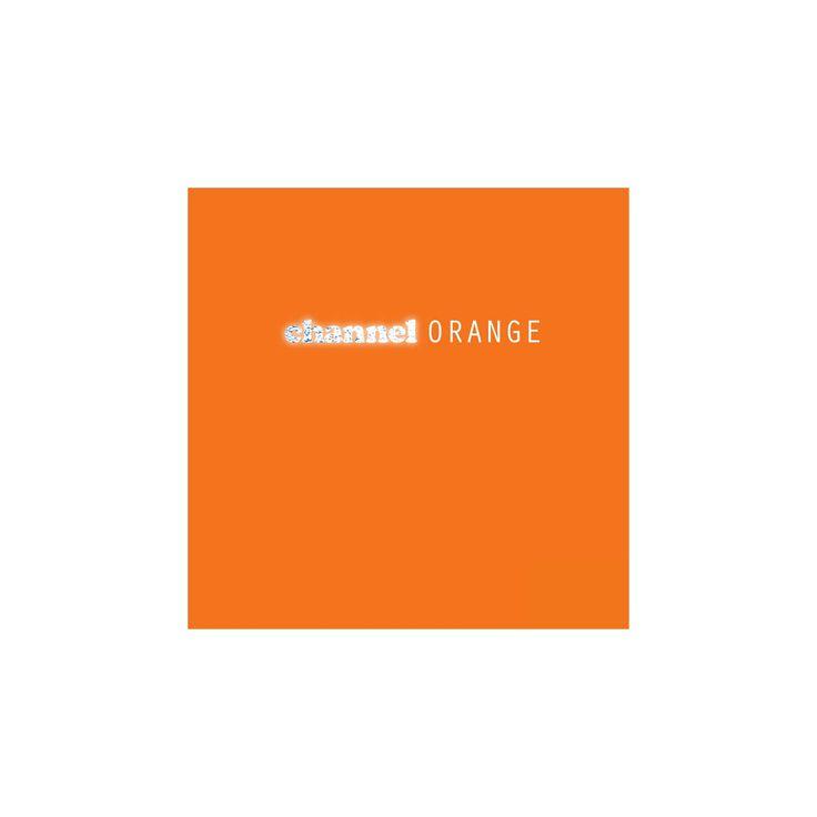 Frank ocean - Channel orange (CD)