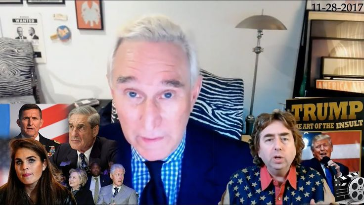 Roger Stone Discusses Trump, Mueller Russia Probe, Clintons, Hope Hicks,...
