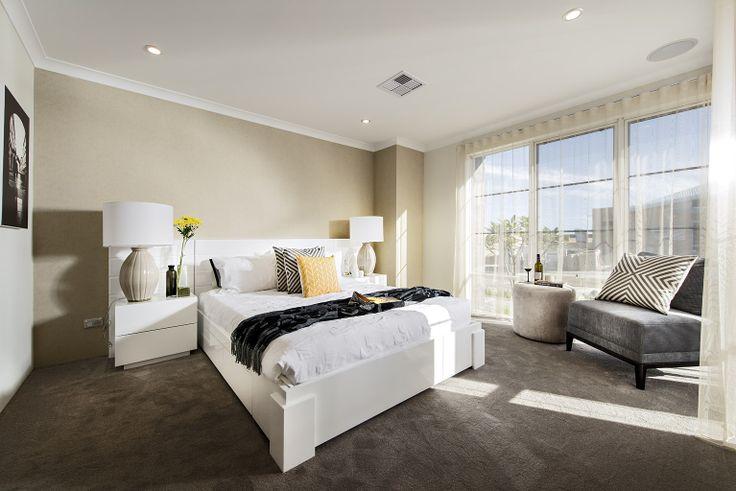 Homebuyers Centre - Azure Display Home Bedroom