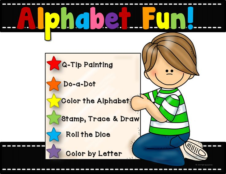 "Need to add some fun to your alphabet practice time? Do your students love coloring, using markers, do a dot pages, and dice games? If so, this is the pack for you! There are 6 different activities to practice the alphabet.   Please download the preview to receive a ""FREEBIE"" and see exactly what is included; freebie is for the letter Aa only."