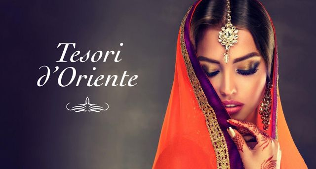 All my cosmetics: Tělová kosmetika Tesori d'Oriente
