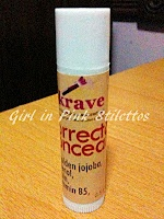 Girl in Pink Stilettos: Makeup Review Part 1: Krave Minerale Correct & Conceal