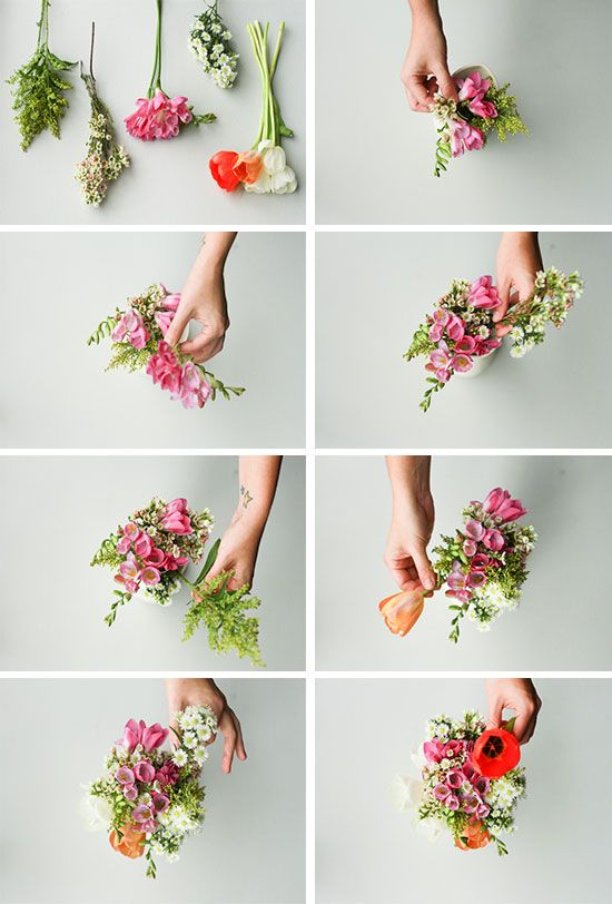 Make This: DIY Mother's Day Bouquet | Paper and Stitch