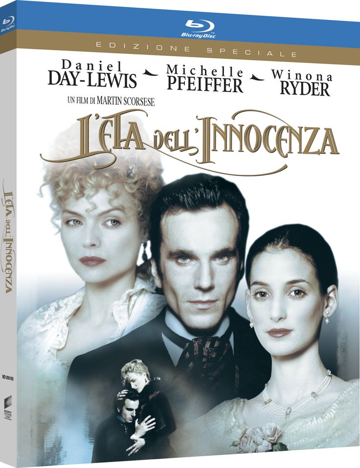 L'età dell'innocenza - In Blu-ray