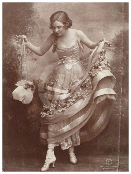Irene Castle, 1910 by vivian