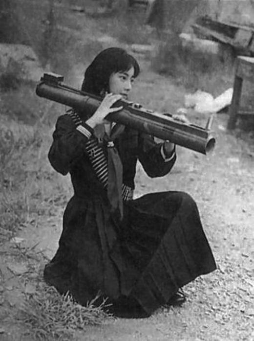 z- Beware - RPG (Vietcong Insurgent w M72 LAW)