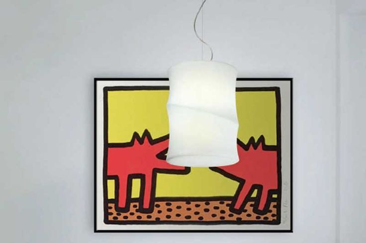 Cloè by Linea Light Group - Designing with the delicacy of rice paper.
